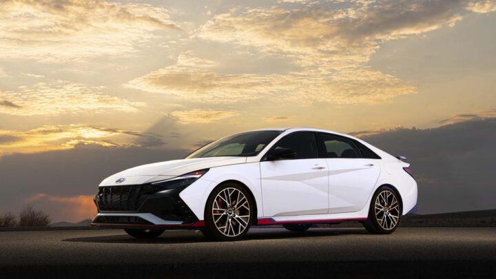 Hyundai Elantra N 2022 revelado