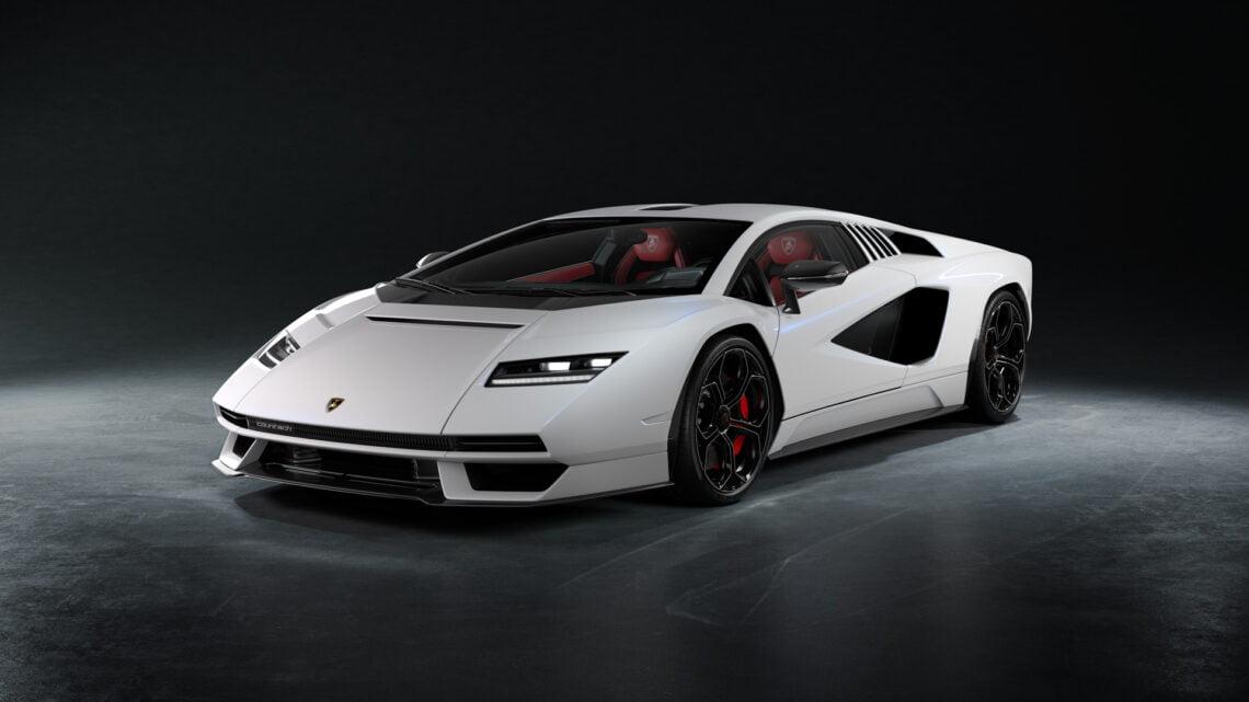 Lamborghini Countach renace