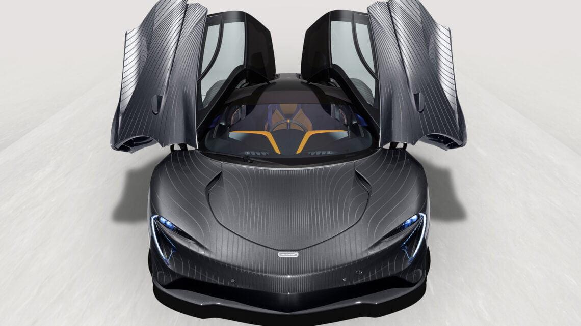McLaren Speedtail «Albert»
