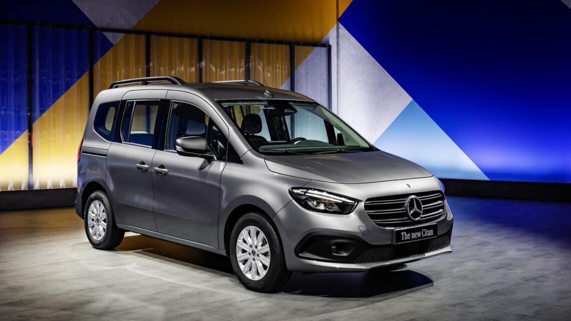 Mercedes-Benz Citan 2022