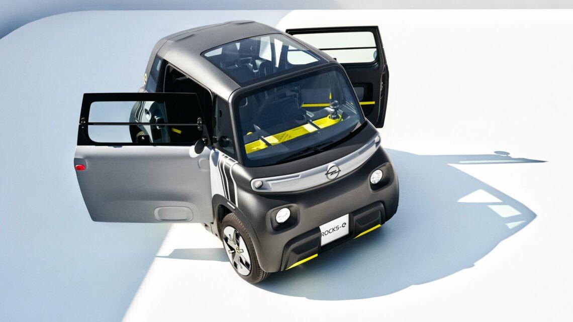 Opel Rocks-e 2022