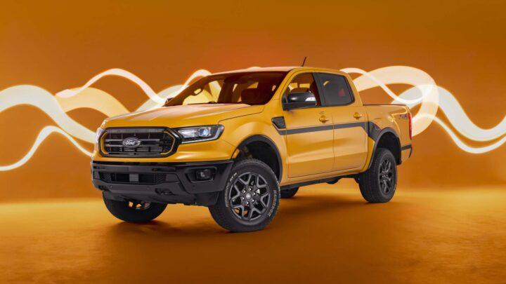Ford Ranger Splash 2022
