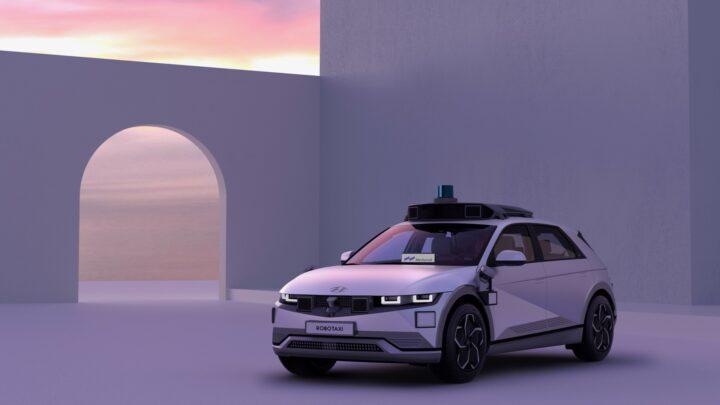 Hyundai Ioniq 5 se usará como «robotaxi» a partir de 2023