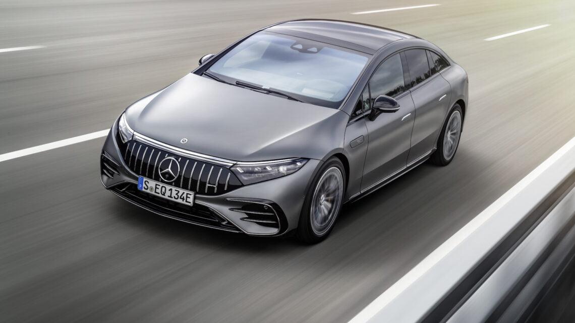 Mercedes-Benz AMG EQS 2022