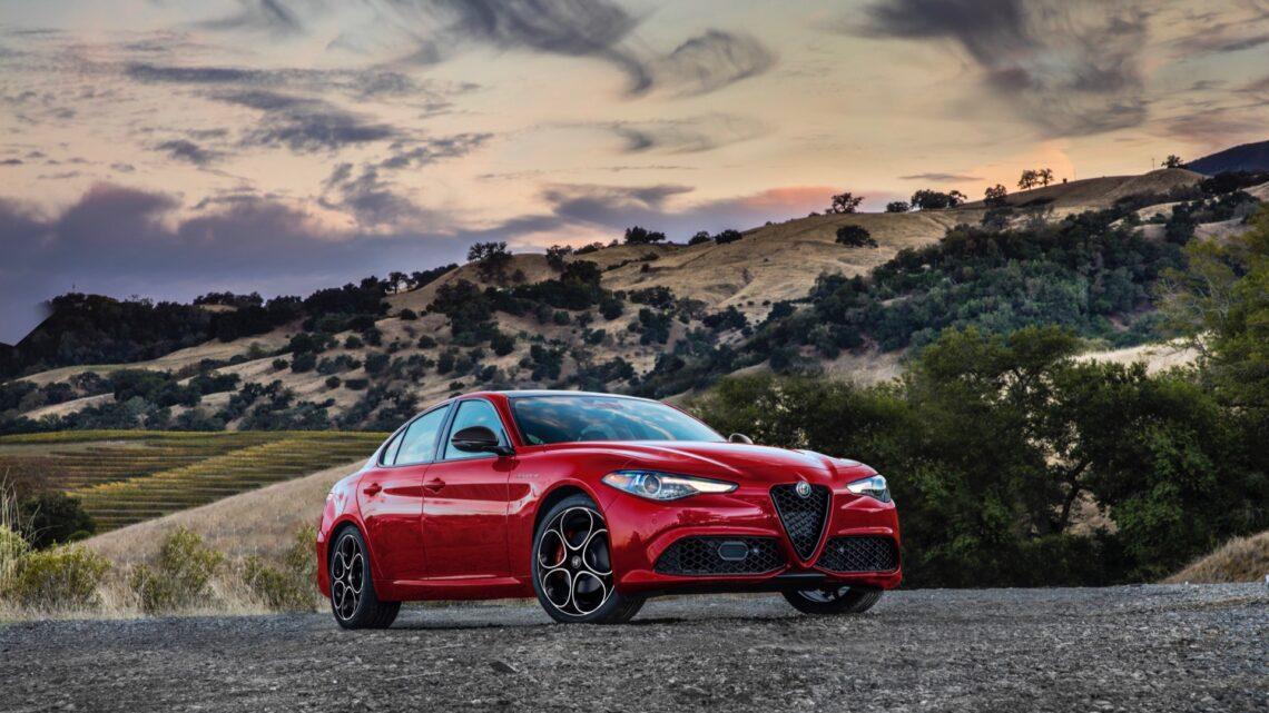Alfa Romeo Giulia 2022