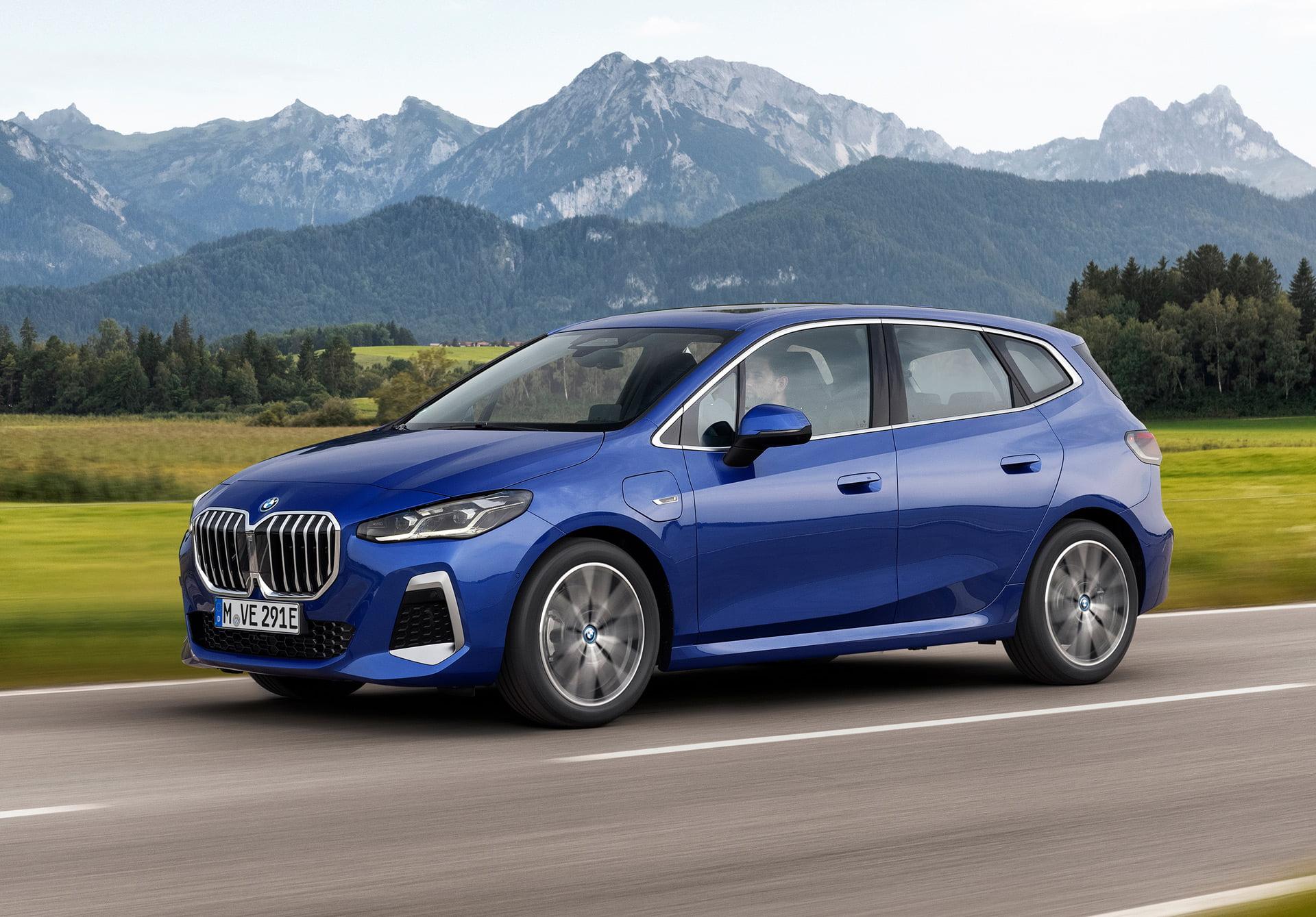 BMW  Tourer