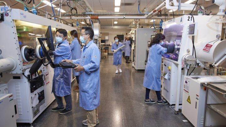 Centro de investigación y desarrollo de baterías de GM abrirá en 2022