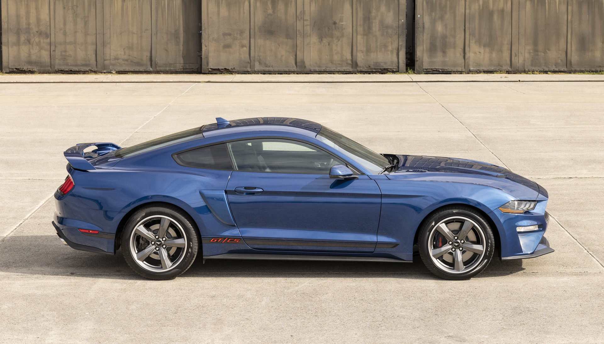 Mustang EcoBoost Stealth
