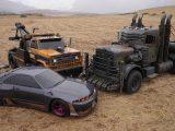 Nissan Skyline GT-R protagonizará la nueva película de Transformers