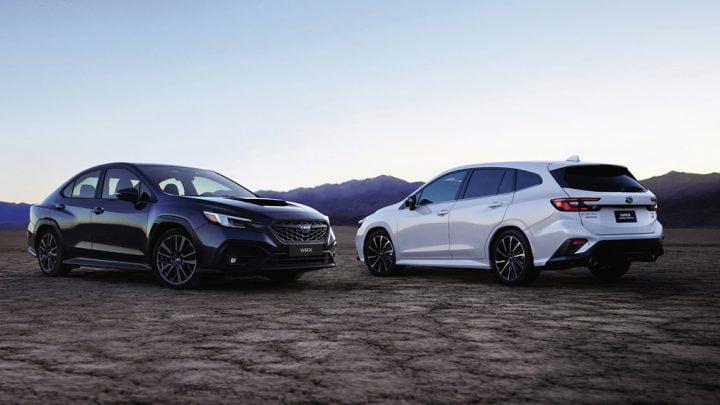 Subaru WRX Sportswagon 2022